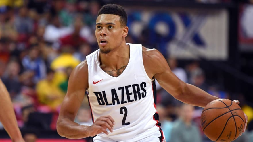 Former first-round pick Wade Baldwin signs with Greek club Olympiacos