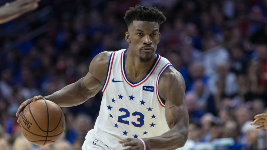 Nets expected to be in mix for Jimmy Butler