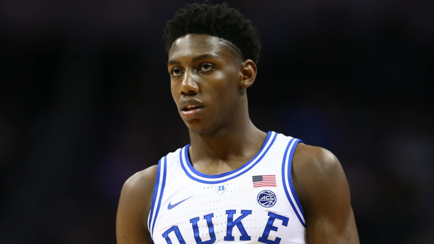 RJ Barrett would reportedly prefer if Grizzlies pass on him at No. 2