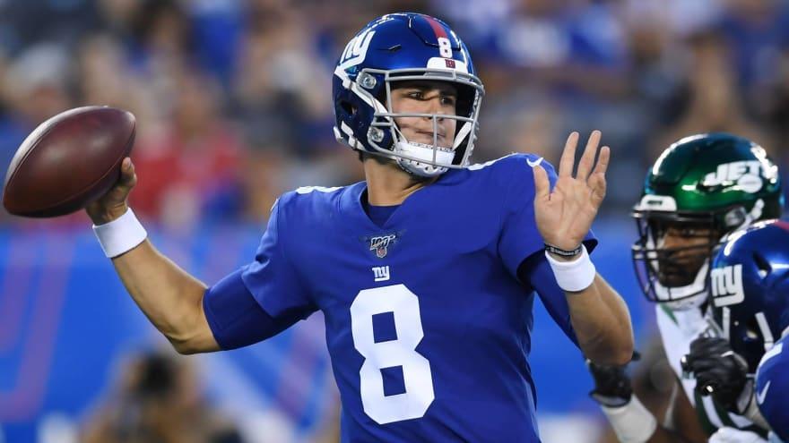 787f8cf6 What are Giants waiting for? Start Daniel Jones, bench Eli Manning ...