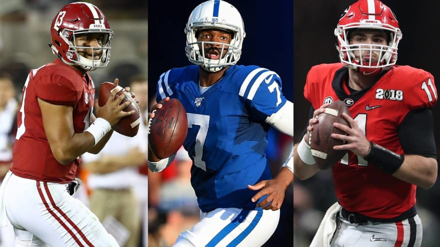 Top Rookie Quarterbacks 2020.2020 Vision Why Next Year Could Be Crazy For Starting Qb Needy Nfl