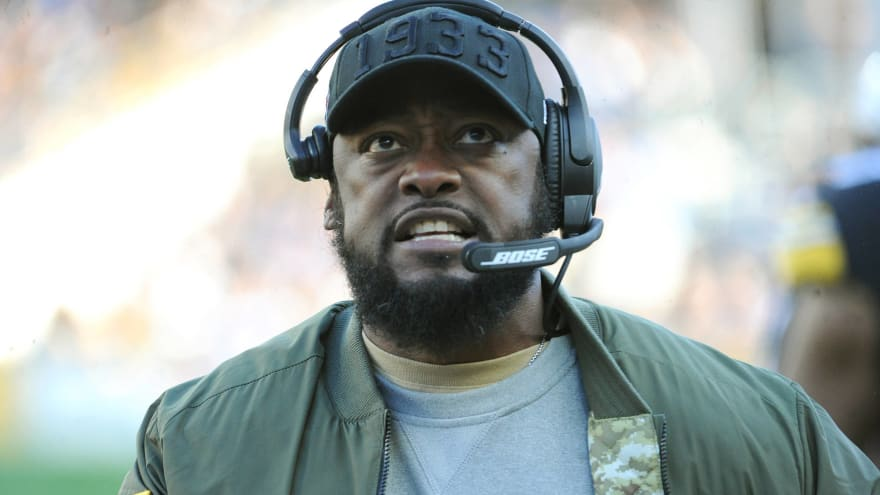 Coach Mike Tomlin Getting Credit For Keeping Steelers Afloat
