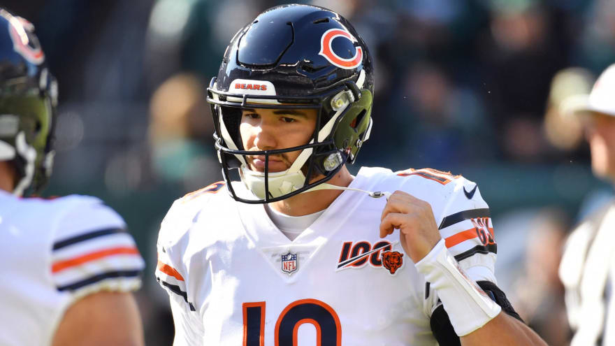 NFL coach has theory about why Mitchell Trubisky is struggling
