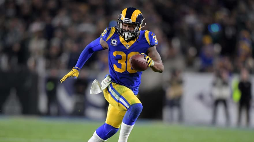 Todd Gurley still limited at practice 95f9cb086