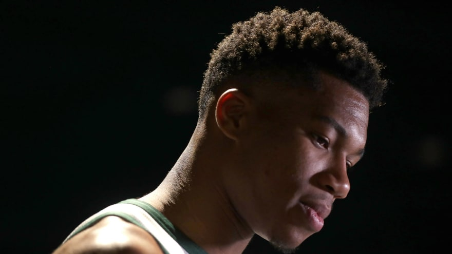 Giannis's emerging greatness gives us something to root for