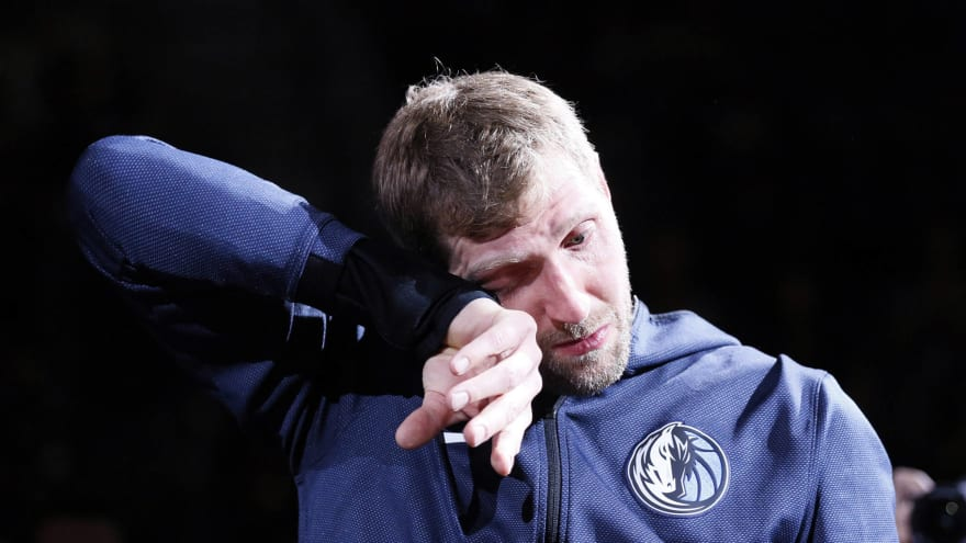 Plan to have street named in his honor embarrasses Dirk Nowtizki