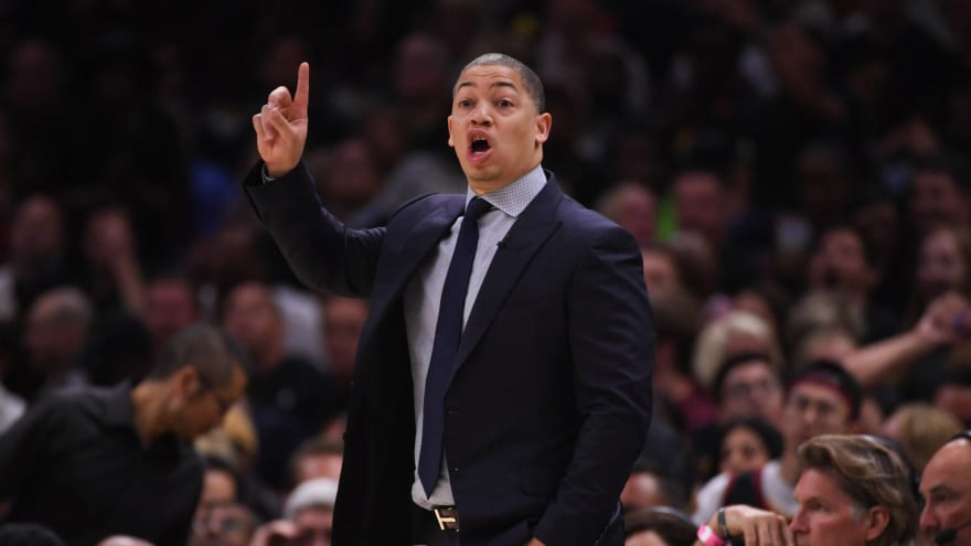 Report: Clippers to hire Tyronn Lue as associate head coach