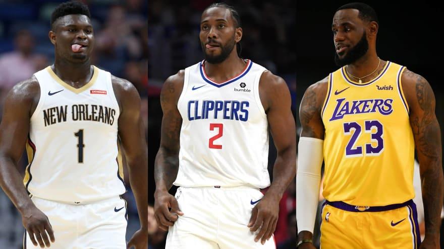 100 bold NBA predictions for 2019-20 season