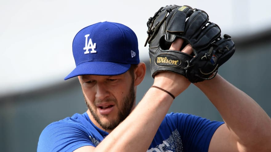 Dodgers' Clayton Kershaw will not follow pitch clock