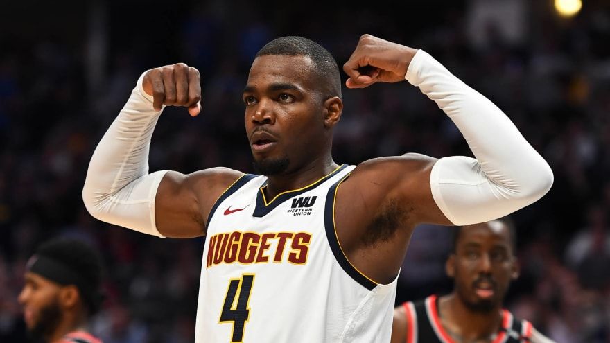 Nuggets optimistic about retaining Paul Millsap, perhaps without picking up option