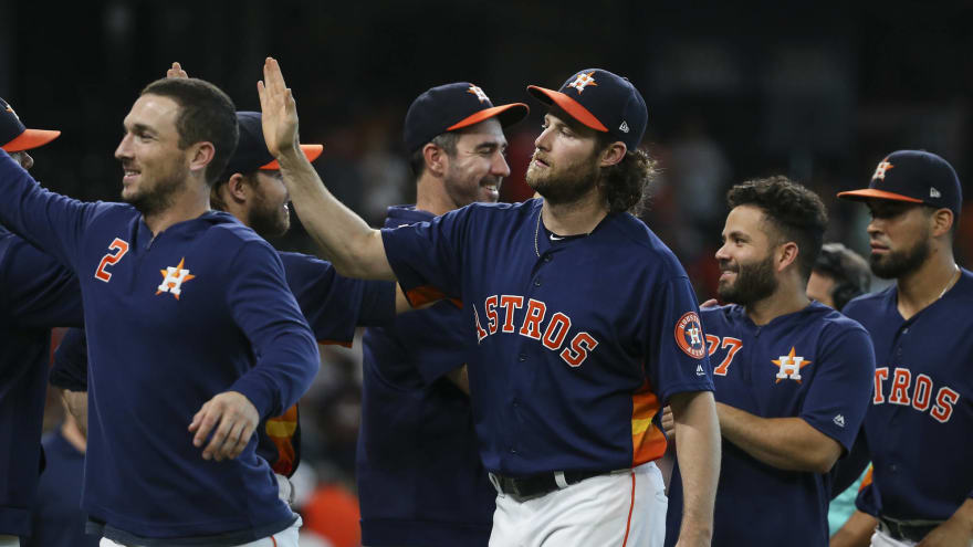 Power ranking likely MLB playoff teams