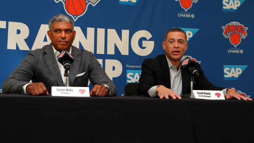 Knicks only willing to give these three players a max contract?