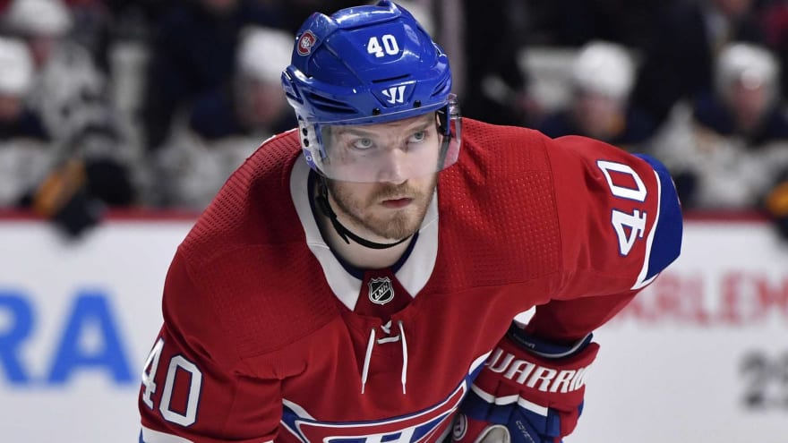 Canadiens re-sign former first-round pick Joel Armia to two-year deal
