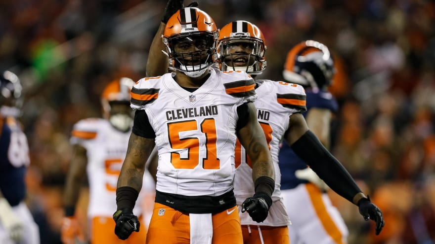 Patriots reportedly nearing reunion with LB Jamie Collins