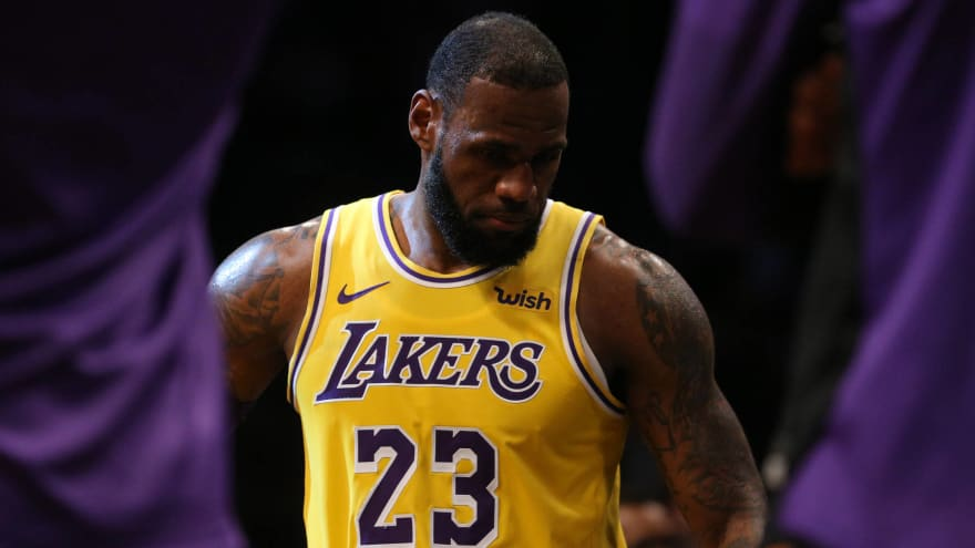 98ed44972cee Report  Some NBA GMs say LeBron James  Anthony Davis talk is tampering