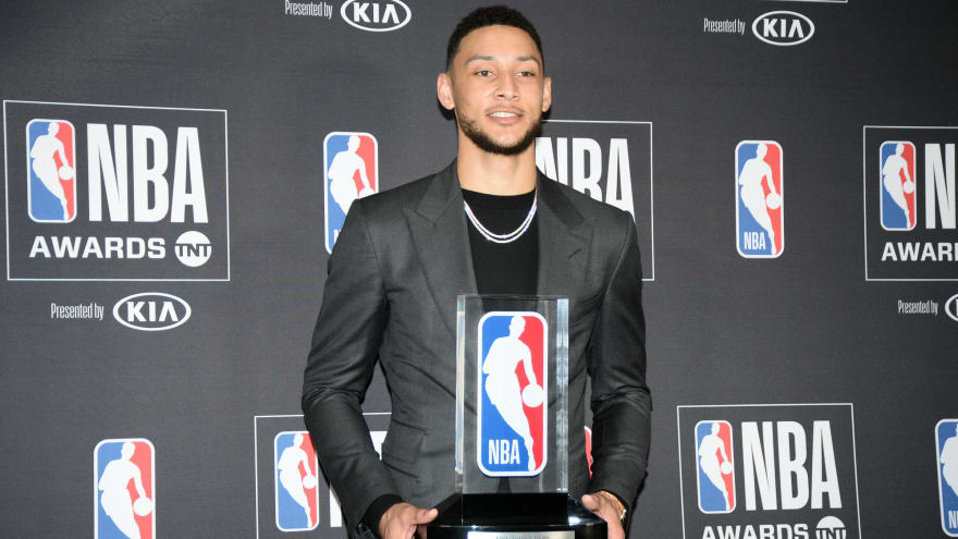 This Ben Simmons bobblehead looks nothing like Ben Simmons