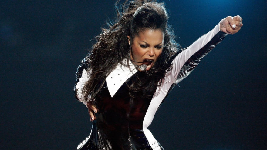 A Global Icon: The 25 biggest hits of Janet Jackson's career