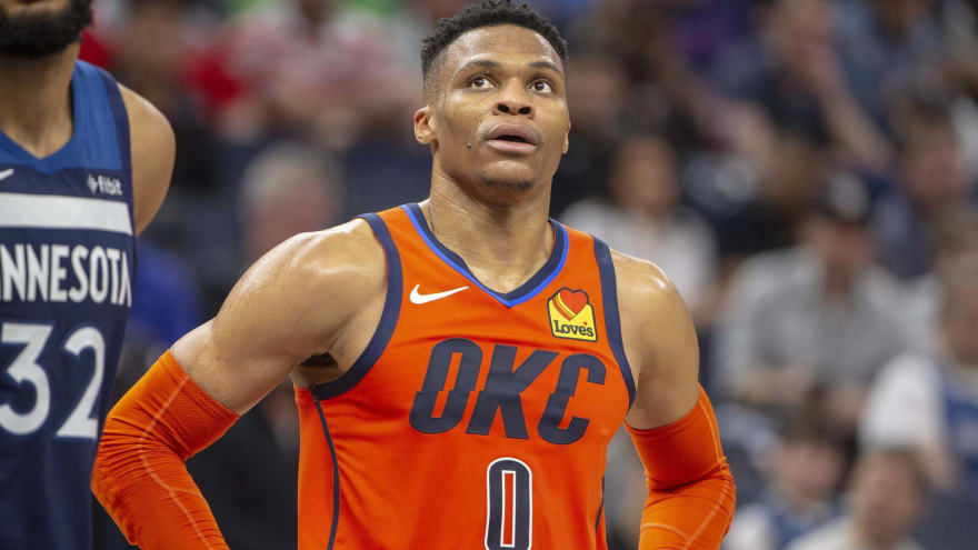 The curious case of Russell Westbrook