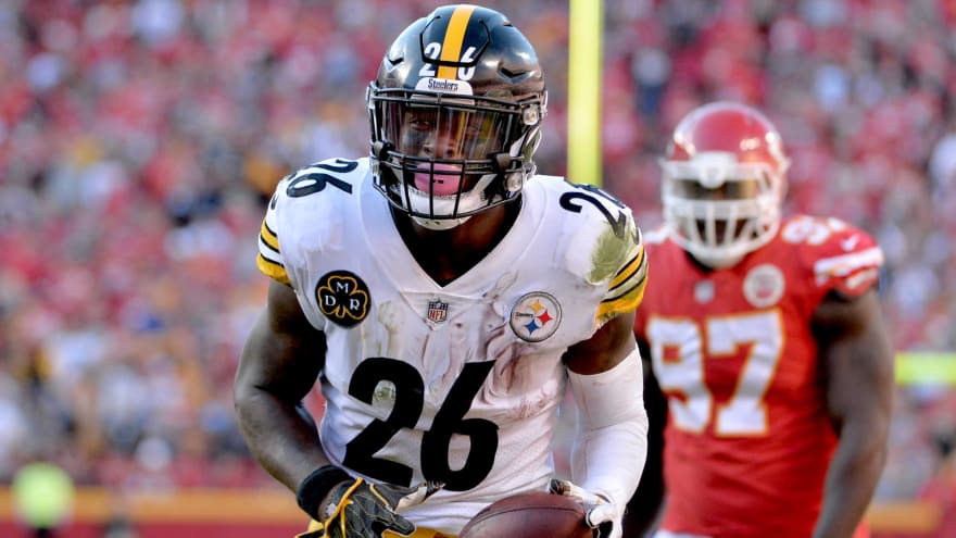 Le'Veon Bell thanks Steelers fans
