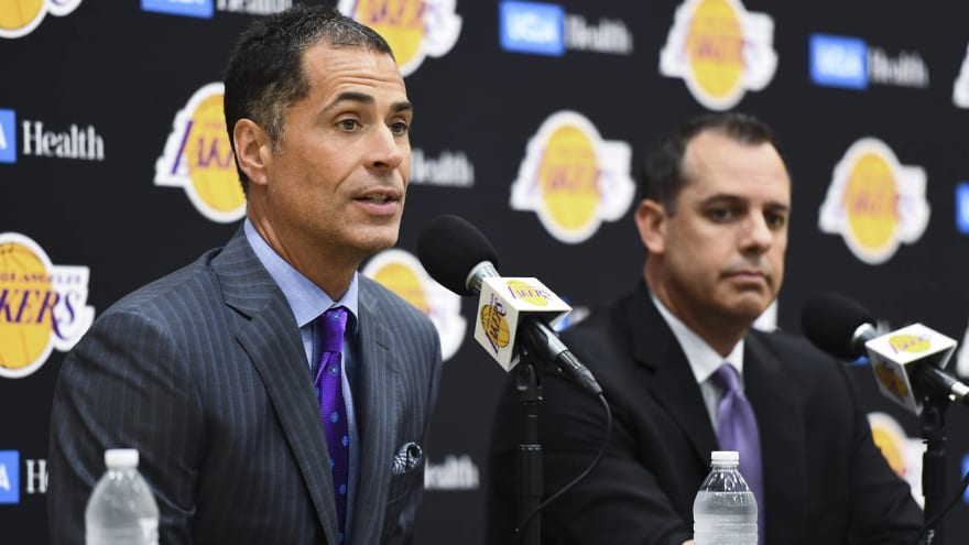 Five key offseason questions for the Lakers