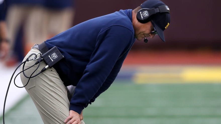 10 college football coaches on the hot seat