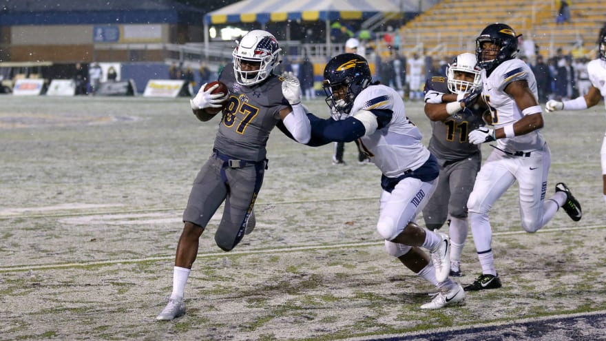 Watch: Kent State scores in a flash as Toledo forgets to cover Mike Carrigan