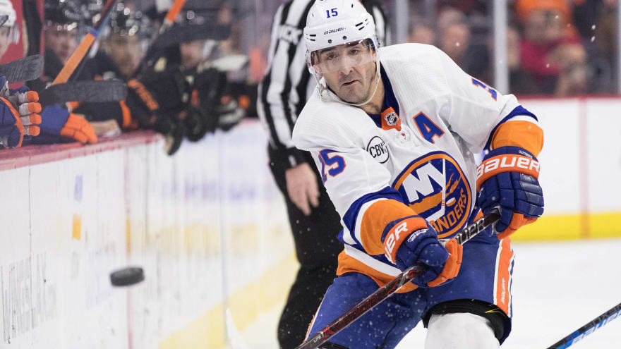 reputable site 05af7 01572 Islanders' Cal Clutterbuck reportedly dealing with severe ...