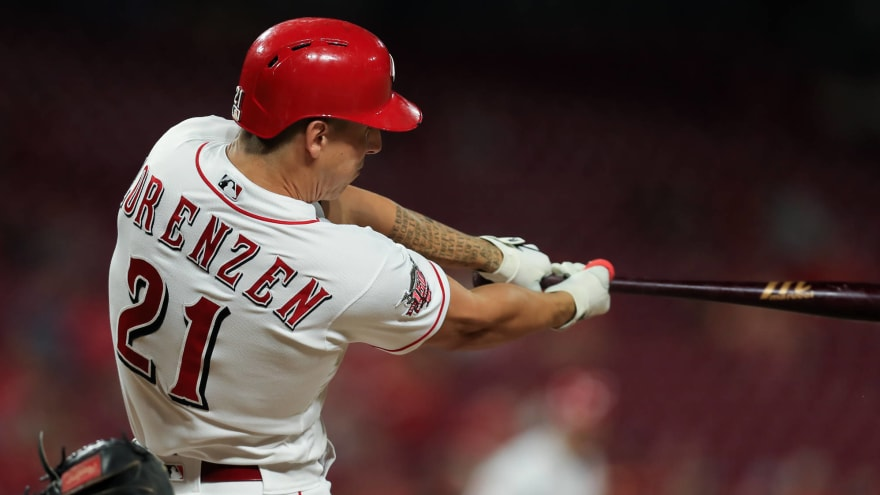 Reds player accomplishes feat not seen since Babe Ruth 98