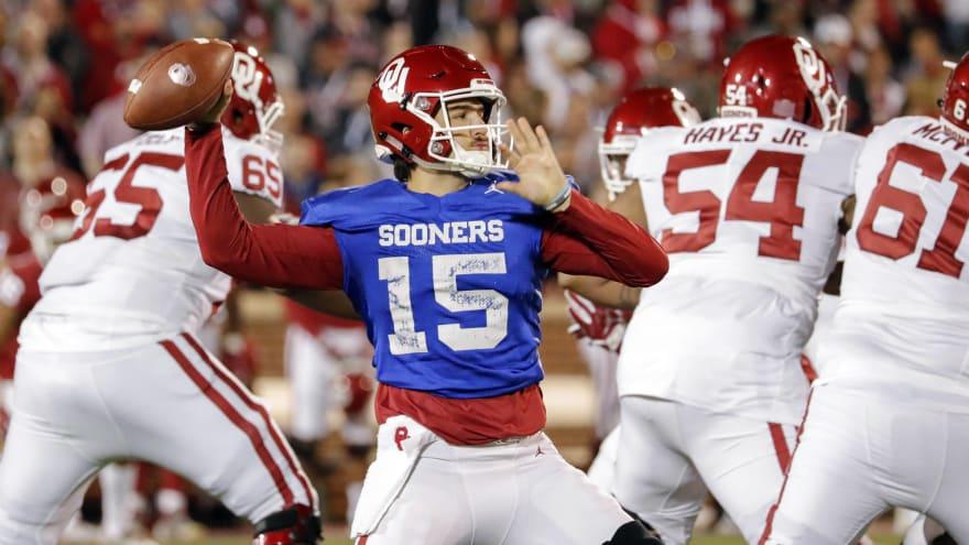Tanner Mordecai wins Oklahoma backup QB job over Spencer Rattler