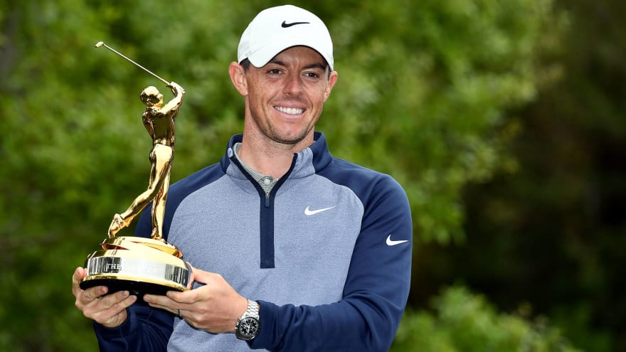 Rory McIlroy: 'I think I'll have a great chance' at Augusta