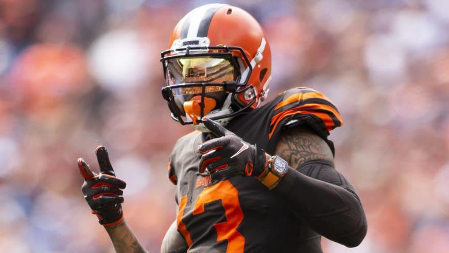 Watch: Jets' DC Gregg Williams slams Browns' Odell Beckham Jr.