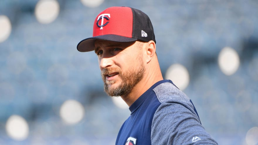 Rocco Baldelli, Mike Shildt named Managers of the Year