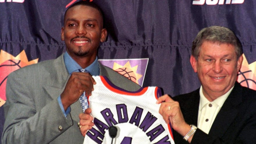 The worst NBA contracts of all time