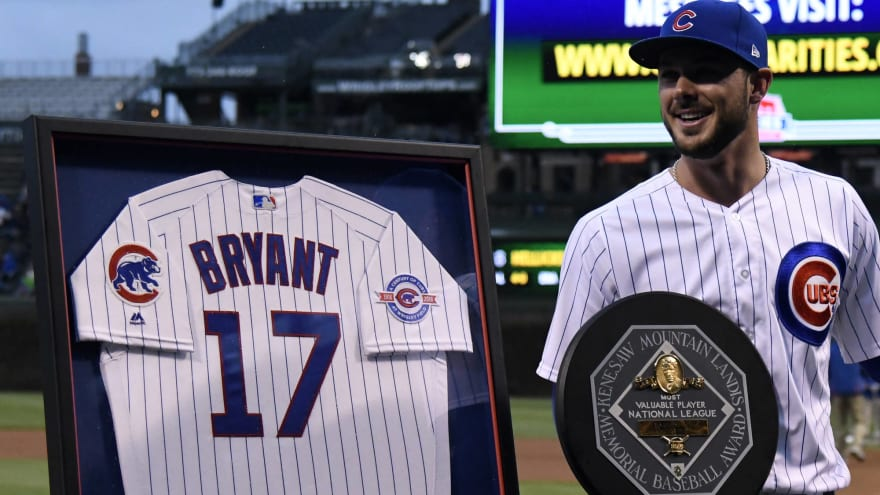 Who won the NL MVP the year you were born?
