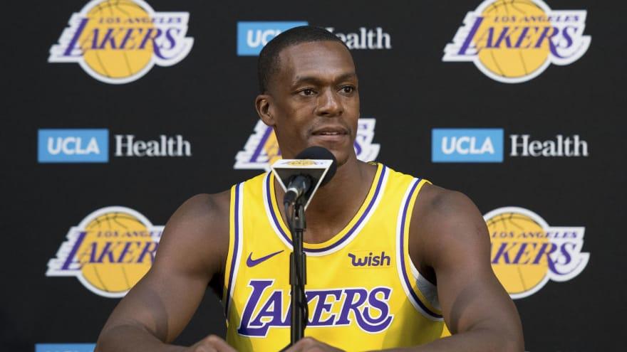 Lakers will start Rajon Rondo to begin 2018-19 season  ef27379a4