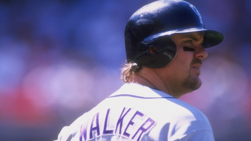 0e92955eb Cooperstown  Larry Walker