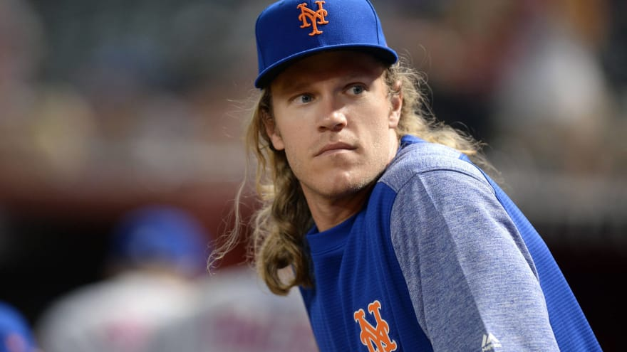 cc6ba6bea Noah Syndergaard makes funny reference to viral Terry Collins video ...