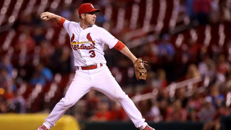 Cardinals place Jedd Gyorko on disabled list