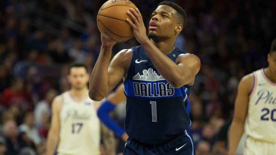 wholesale dealer 1971a 82c77 Dennis Smith Jr. growing into his role at shooting guard ...