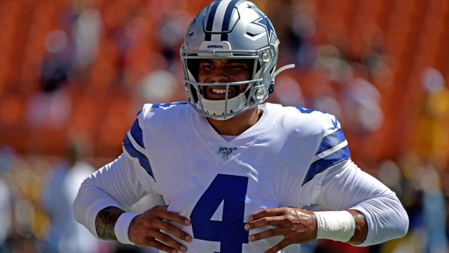 online retailer bd5a0 0b598 Cowboys still hope to sign Dak Prescott to extension before ...