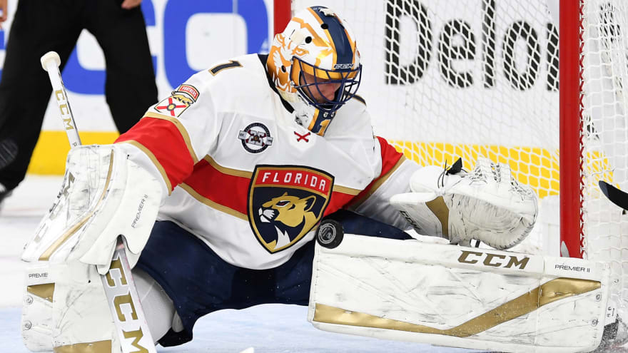 Roberto Luongo To Decide On Playing Future After The Season Yardbarker