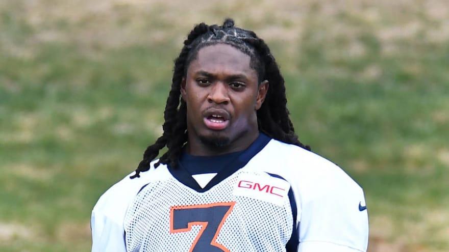 9451acf2fe3 Broncos cut Shamarko Thomas