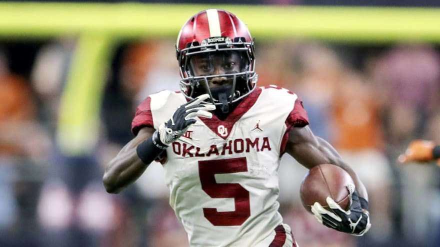 Report  Marquise Brown will miss Combine c870e7dad