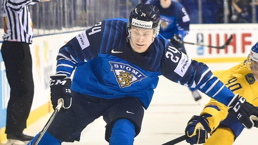 Top NHL prospect Kaapo Kakko pulls out of scouting combine