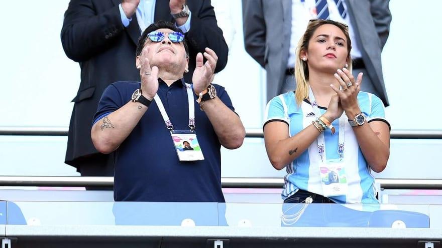 Maradona documentary pieces together a player, a place, a time