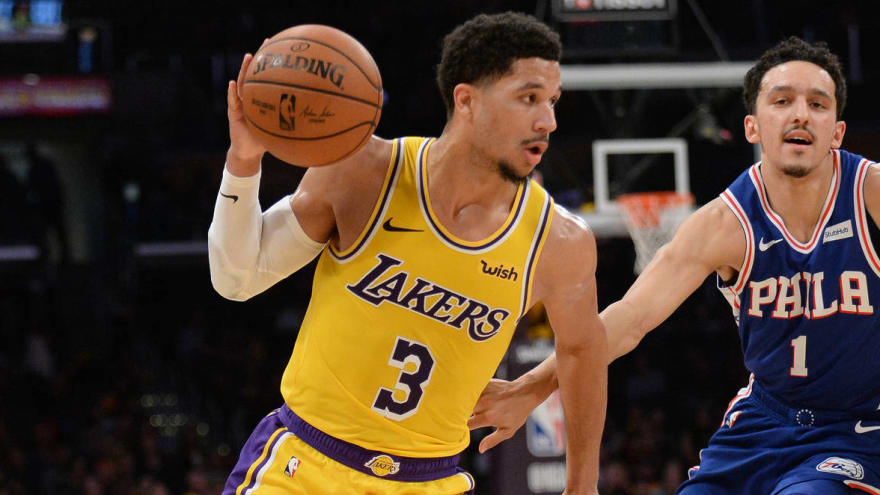 Josh Hart has something special to tell former Lakers