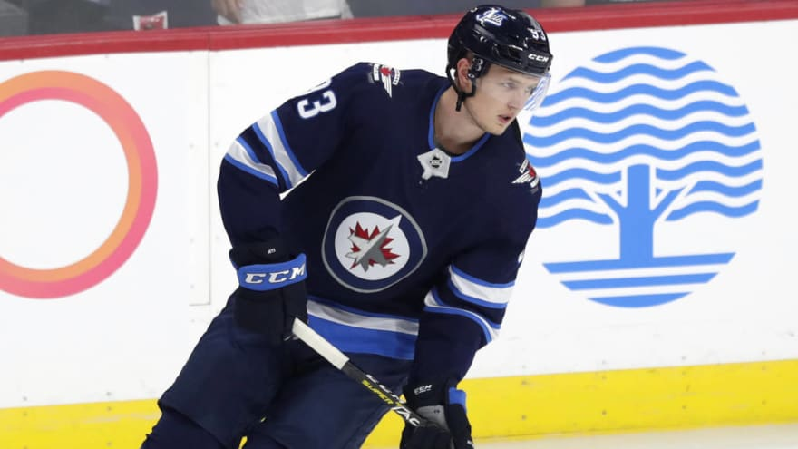Jets recall 20-year-old prospect Kristian Vesalainen