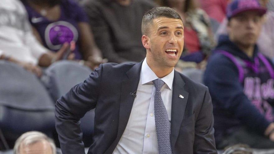 New Timberwolves President Noncommittal On Ryan Saunders Gm Scott