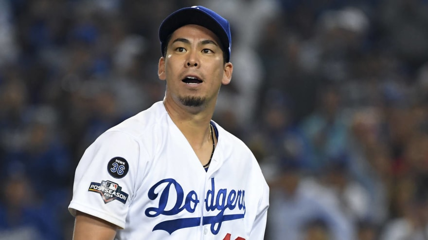 "Dodgers challenge Kenta Maeda to find ""another gear"" in his performance"
