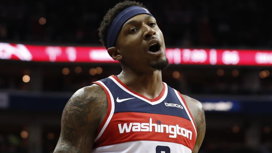 huge selection of d160d 554c2 Will Wizards' Bradley Beal sign an extension? That's a big ...